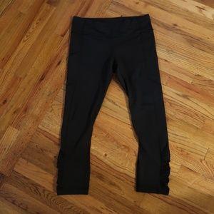 Lululemon Yoga Pants - Black - Size 8
